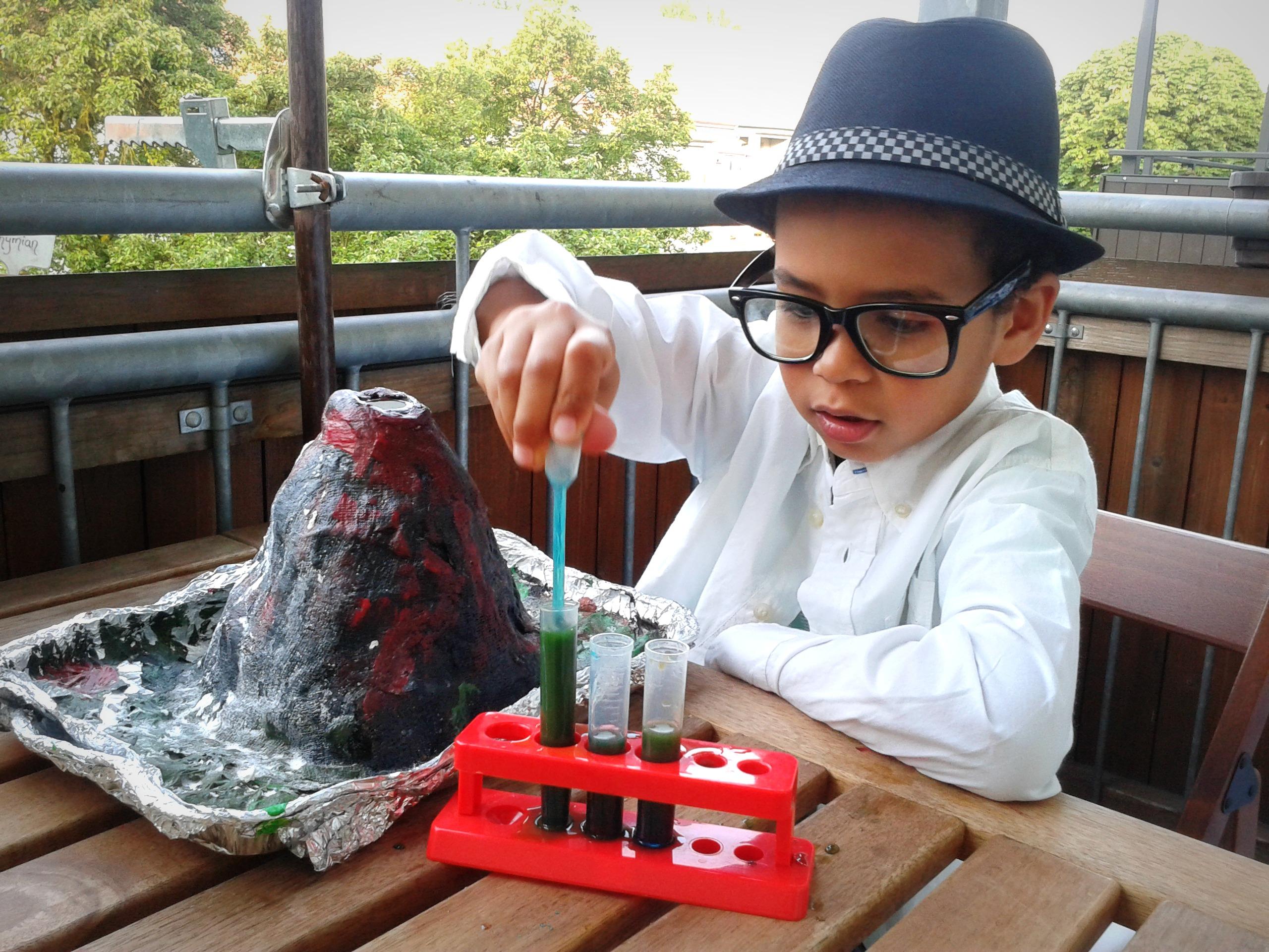Kleine Forscher