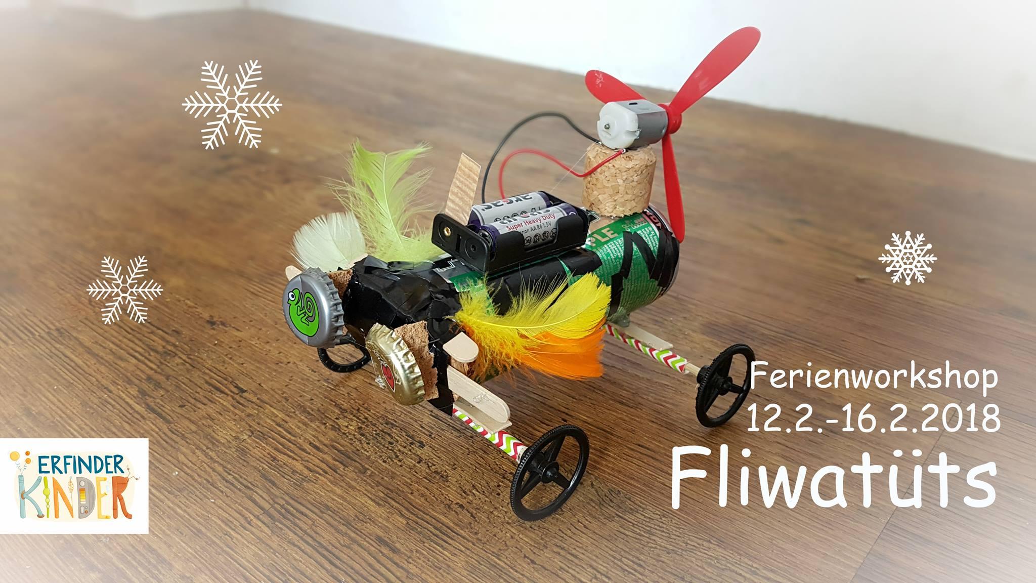 Winterferien: Fliwamobil